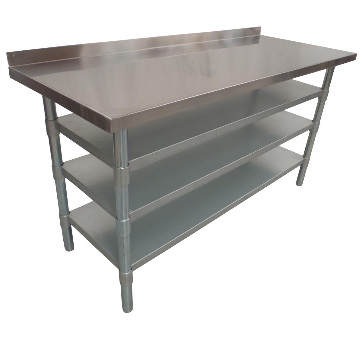1829 x 762mm new kitchen food work bench table 3. Black Bedroom Furniture Sets. Home Design Ideas