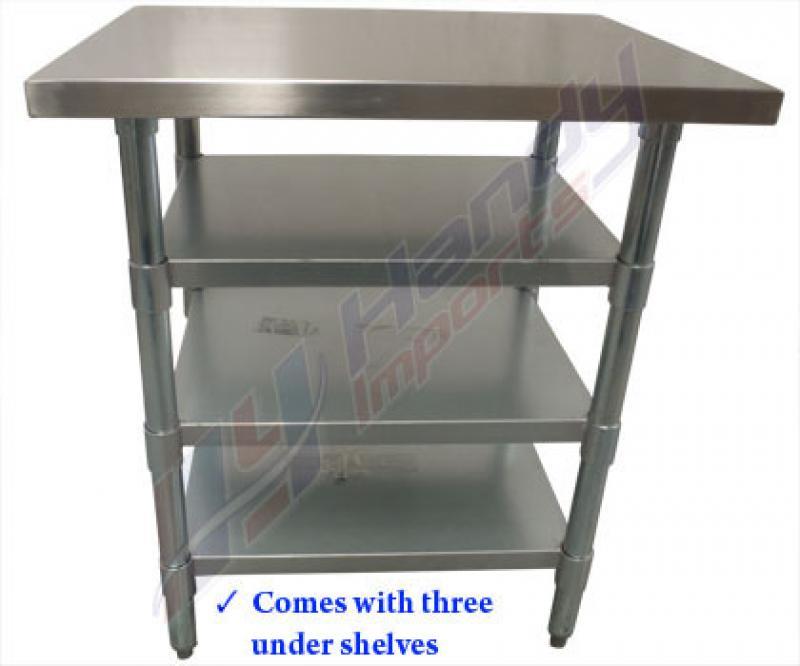 610 x 915mm new work corner bench table counter 3. Black Bedroom Furniture Sets. Home Design Ideas