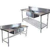 Buy Stainless Steel Sinks, Commercial Kitchen Sink Australia