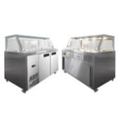 Bain Marie Cabinets