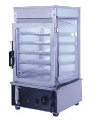 Heat Display & Electric Steamers